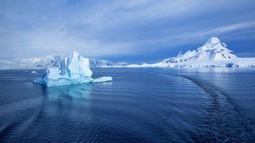 Pour l'Antarctique et le niveau des mers, chaque degré compte, selon une étude.