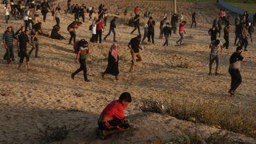 Appel au calme d'un responsable palestinien pour les manifestations de vendredi à Gaza