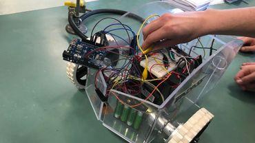 Un robot jardinier pour aider les personnes âgées