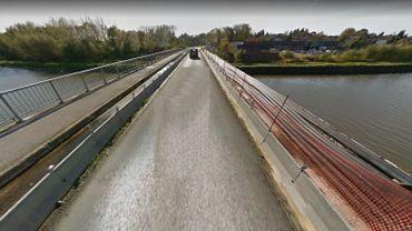 Un pont en travaux depuis six ans