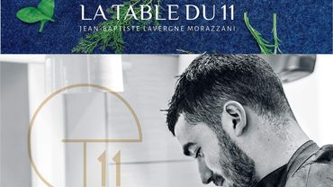 """La Table du 11"", Jean-Baptiste Lavergne-Morazzini, Editions Privat, parution le 3 septembre"