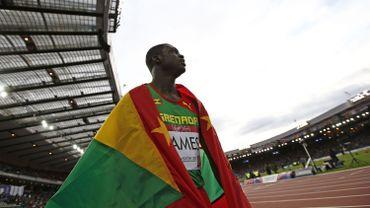 Athlétisme: Kirani James