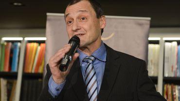 Didier Hamann, directeur général du Soir.