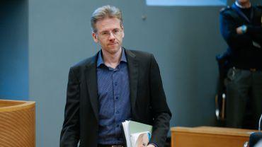 Stéphane Hazée, chef de groupe Ecolo, a été le 1e opposant au CETA à se manifester au parlement wallon