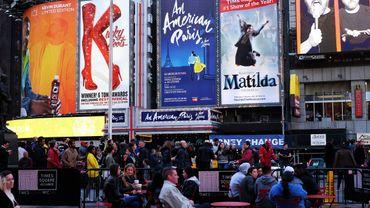 Broadway est plus que jamais tiré par les comédies musicales, qui ont vu leur fréquentation grimper de 2,3%, et de 25,1% en quatre ans.