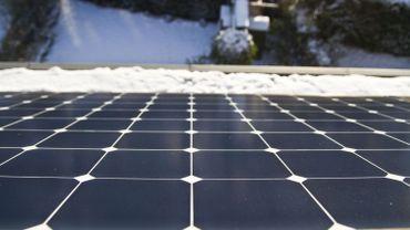 Wallonie: seulement 915 installations photovoltaïques en 2014