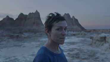 """Frances McDormand dans """"Nomadland"""""""