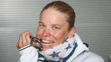 Alexandra Tondeur a le blues. La championne du monde de triathlon longue distance aimerait voir le bout du tunnel. La crise sanitaire a transformé 2020 en saison blanche. Son optimisme légendaire n'arrive plus à faire le poids face à la réalité du quotidien.