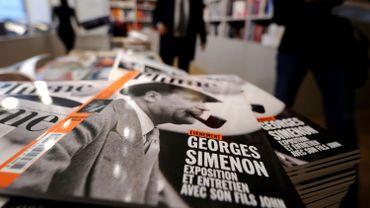 550 millions d'exemplaires des œuvres de Simenon ont été vendus à travers le monde.