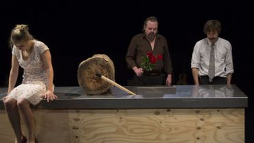 Vania! Anton Tchekhov Mis en scène par Christophe Sermet