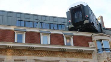 Les week-ends de la rédac : une nuit au train hostel à Bruxelles