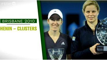 Un jour, un exploit: 9 janvier 2010, la finale Henin-Clijsters à Brisbane