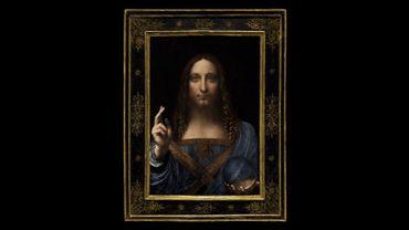 """Le Louvre Abu Dhabi exposera le """"Salvator Mundi"""", le tableau le plus cher du monde, à partir du 18 septembre"""