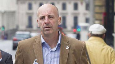 Le président du SLFP Police, Vincent Gilles