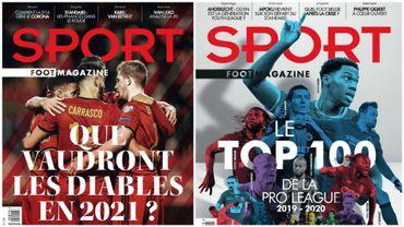 Faute de championnat, Sport/Foot Magazine se met en pause pour trois mois
