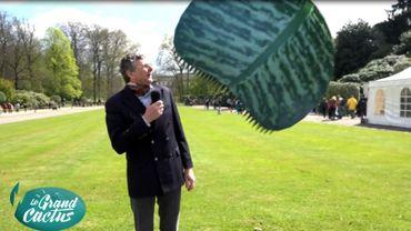 Le Micro-Terroir de Freddy Tougaux à Laeken !
