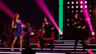Maurane en 2012 pendant un Live de la première saison