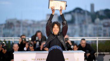 """Mati Diop récompensée par le Grand Prix du Festival de Cannes pour """"Atlantique"""""""