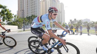 Brent Van Moer déçu de sa 13e place