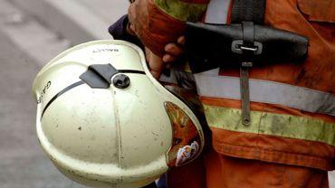 Plusieurs casernes de pompiers sont intervenus sur place.