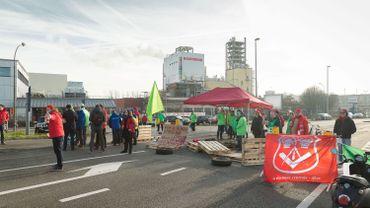 LaBelgique a tourné au ralenti ce mercredi, jour de grève nationale