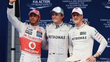 Rosberg assure qu'il sera chez Mercedes en 2013