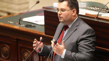 Kristof Waterschoot (CD&V) était parmi les invités de JTI - L'industrie du tabac invite les parlementaires à Tomorrowland