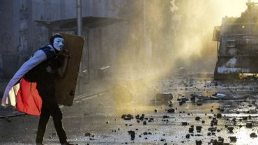 Au fil des manifestations qui rythment la vie du Chili depuis des semaines, une bande-son de ce printemps social a pris forme.