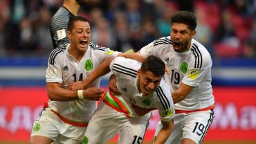 Le Mexique arrache le partage contre le Portugal dans les dernières secondes