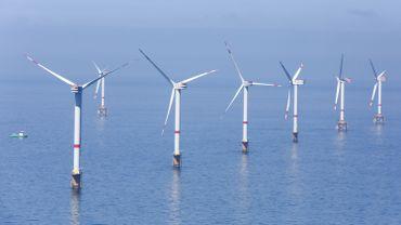 Grande-Bretagne: l'éolien produit deux fois plus d'électricité que le charbon (et est moins cher que le nucléaire)