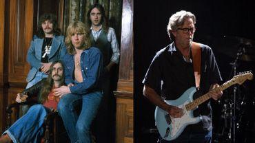 Les Classiques – Séquence spéciale Status Quo et Eric Clapton