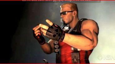 Duke Nukem revient après 15 ans d'absence