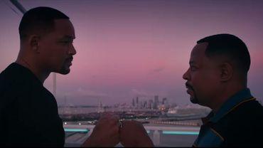 """Les deux premiers films de la saga """"Bad Boys"""" ont rapporté plus de 416 millions de dollars de recettes dans le monde."""