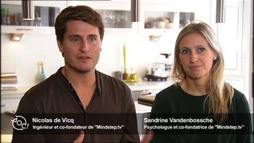 Sandrine et Nicolas se sont réinventés