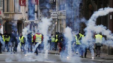 La manifestation du 5 janvier à Paris a donné lieu à une rumeur sur les réseaux sociaux.