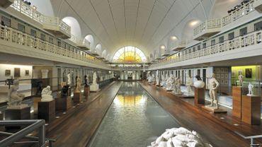 La Piscine de Roubaix devient un musée en 2001