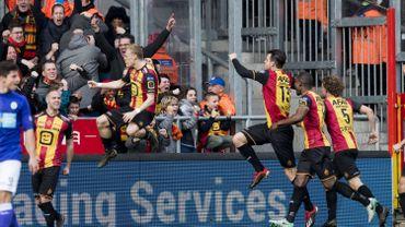 Malines promu en Pro League après son succès face à Beerschot-Wilrijk