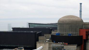 Le réacteur n°1 de la centrale nucléaire de Flamanville le 9 février 2017