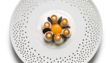 Recette De Chef En Moins D 1h Chrono Blancs Mangers D œuf A La