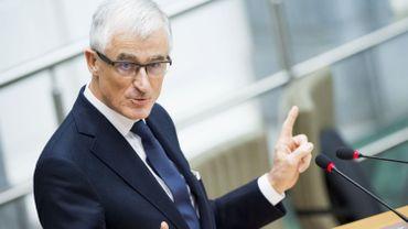 """Geert Bourgeois revient sur une """"carte forestière"""" très controversée"""