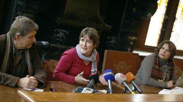 Dominique decoux, présidente du CPAS de Schaerbeek