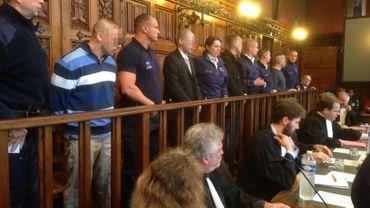Le procès de Mutlu Kizilaslan, Jérémy Wintgens, Jonathan Lekeu et Eric Parmentier, accusés de l'assassinat d'Ihsane Jarfi, a repris mardi matin devant la cour d'assises de Liège.