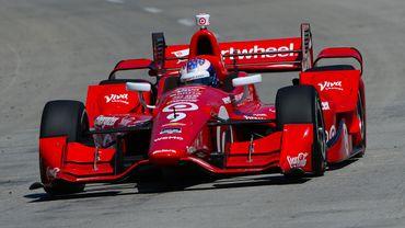 Dixon en pole aux 500 miles d'Indianapolis