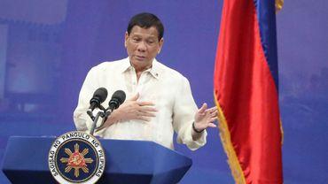 Coronavirus: pour le président philippin, il n'y aura pas de retour à l'école sans vaccin