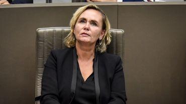 Liesbeth Homans, ministre flamande de l'intégration