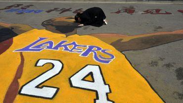 Les numéros 8 et 24 de Kobe Bryant vont être retirés par les Lakers