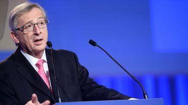 Jean-Claude Juncker, président de la Commission européenne et ancien premier ministre luxembourgeois
