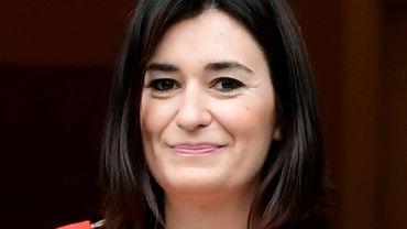 Photo archive de la ministre espagnole de la Santé Carmen Monton prise le 8 juin 2018 à Madrid
