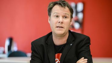 Pierre Verbeeren, nouveau président de Bruss'help