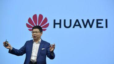 Le président de Huawei, Richard Yu (Yu Chendong), le 6 septembre 2019 à Berlin